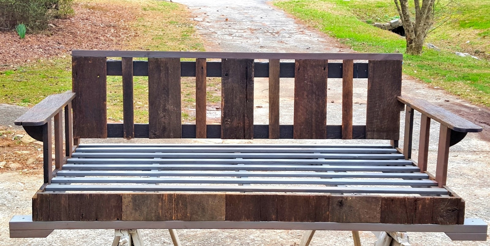 Southern Country Swing Bed For Sale