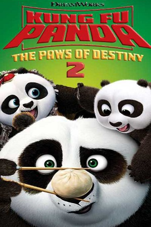Watch Online Free Kung Fu Panda The Paws of Destiny Season 2 Full Hindi Dubbed Download 480p 720p All Episodes