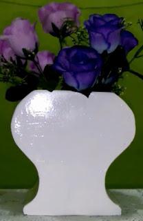 pot bunga grc