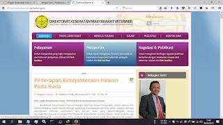 Direktorat Kesehatan Masyarakat Veteriner