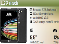 Download LG X mach USB Drivers and PC Suite for Mac/Windows