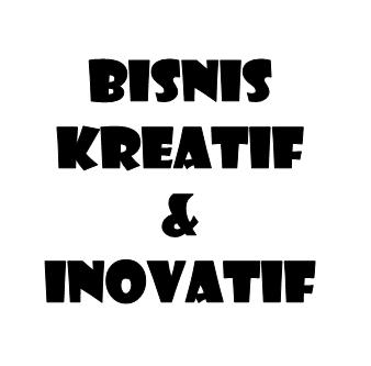 Peluang bisnis kreatif dan inovatif cocok untuk Ukm
