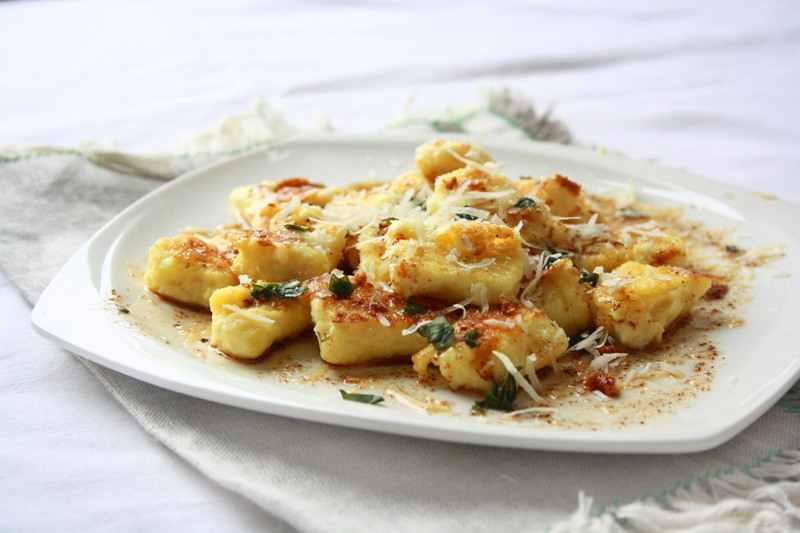 collecting memories: Ricotta Gnocchi with Browned Butter ...