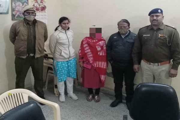 faridabad-police-chowki-nit-3-find-missing-girl