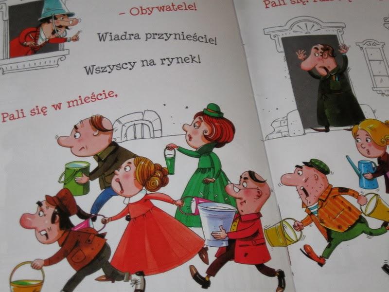 Julia Orzech Pali Się Jan Brzechwa