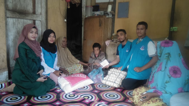 LPD Santuni Penyangdang Disabilitas yang Hidup dari Belas Kasih Tetangga