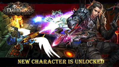Rise of Darkness Apk v1.2.81004 Mod (God Mode/Massive Damage/Dumb Enemies)