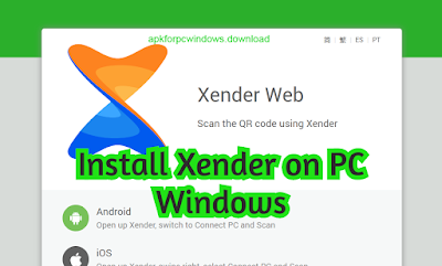 Xender for PC Windows