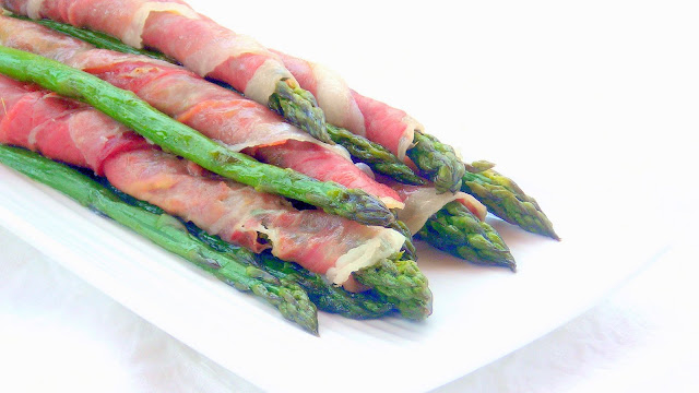 pressure cooker asparagus