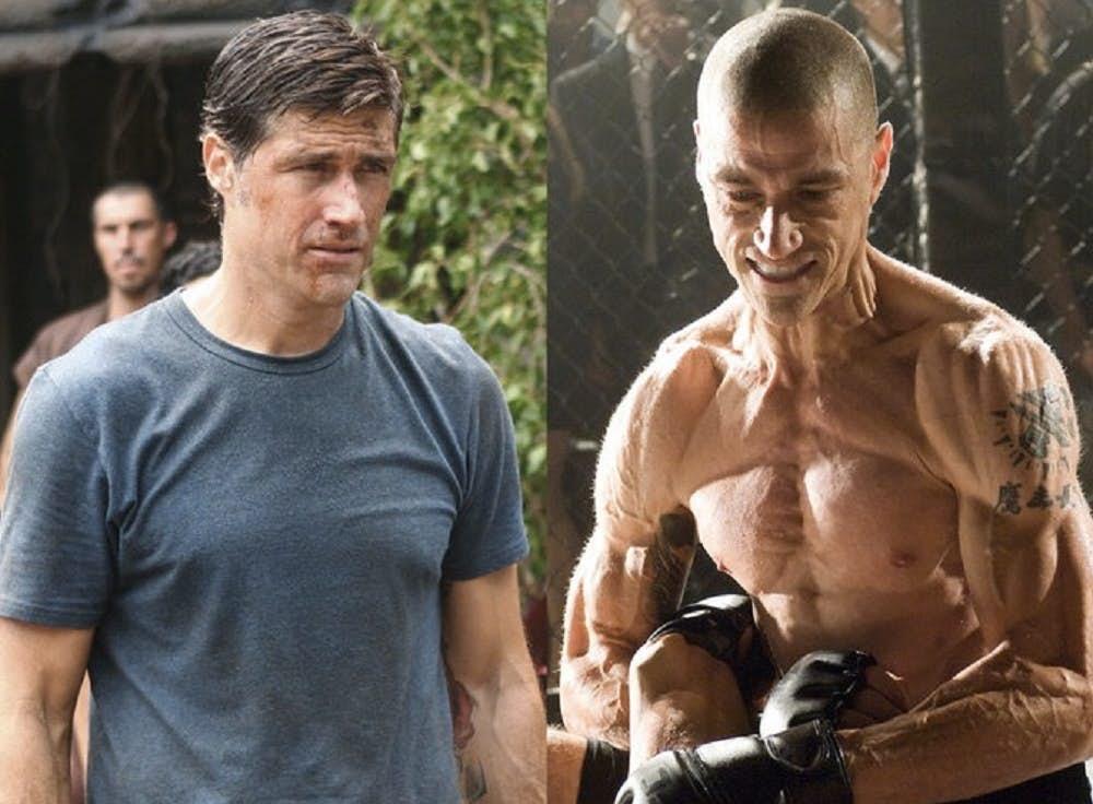 Актеры которые похудели для фильмов