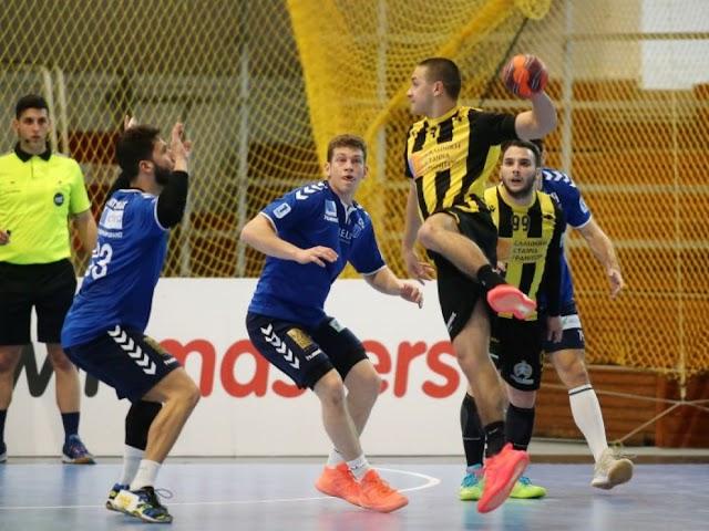 Handball Premier: Τηλεοπτικά το Ιωνικός Νέας Φιλαδέλφειας - ΑΕΚ