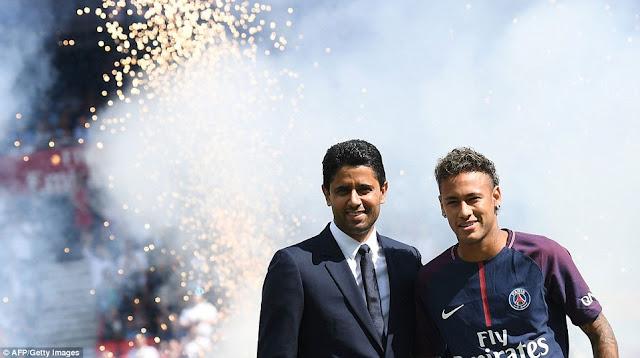 Neymar: Đừng gọi tôi là kẻ phản bội!