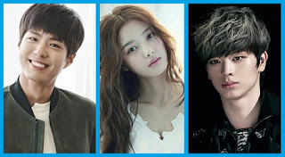 Moonlight Drawn by Clouds Main Cast