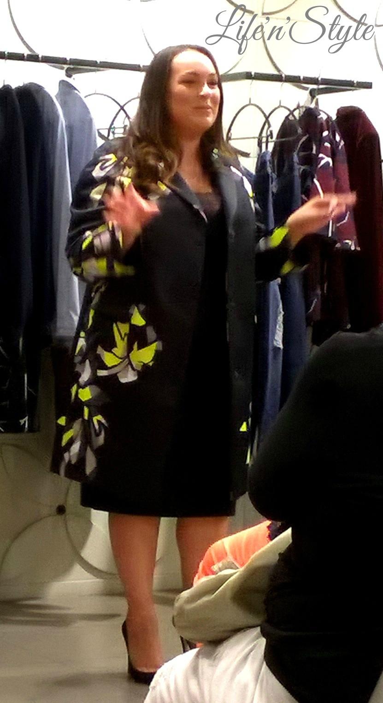 972eeeb8ec Life'n'Style: Style Session con Iris Tinunin @ Persona by Marina Rinaldi