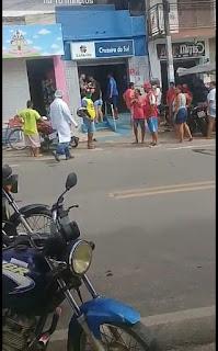 Confira casa loteria é assaltada em Sertãozinho PB
