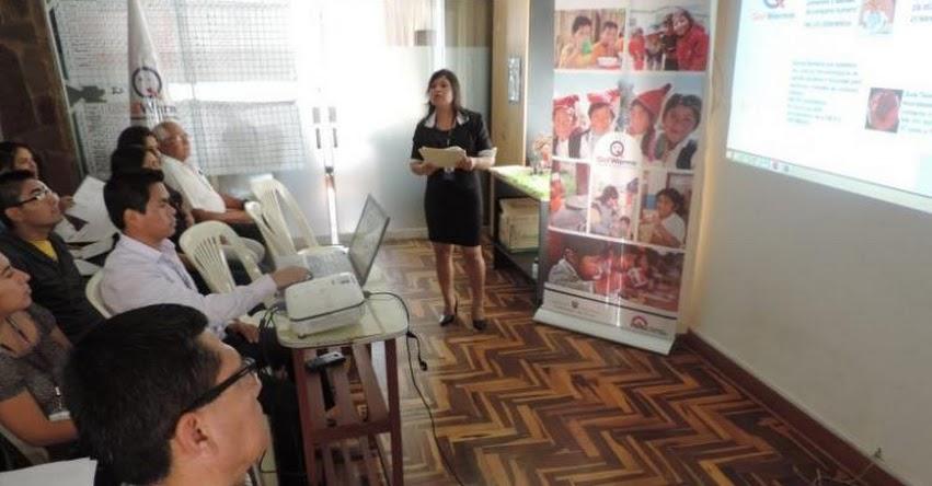 Qali warma capacita a empresarios de Ica en proceso de Compras de Alimentos Escolares 2019 - www.qaliwarma.gob.pe