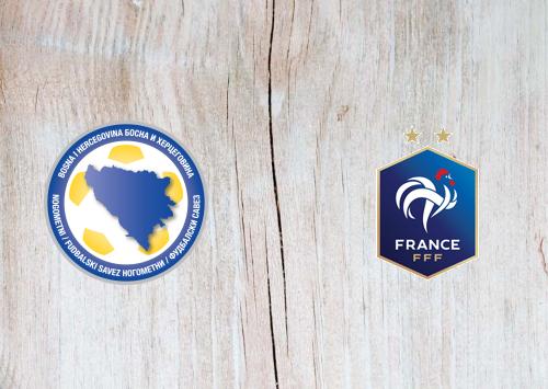 Bosnia-Herzegovina vs France -Highlights 31 March 2021