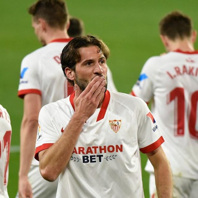 Crónica Sevilla FC 2 - Elche 0