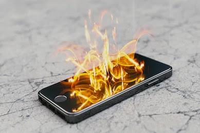 Suhu Smartphone Panas