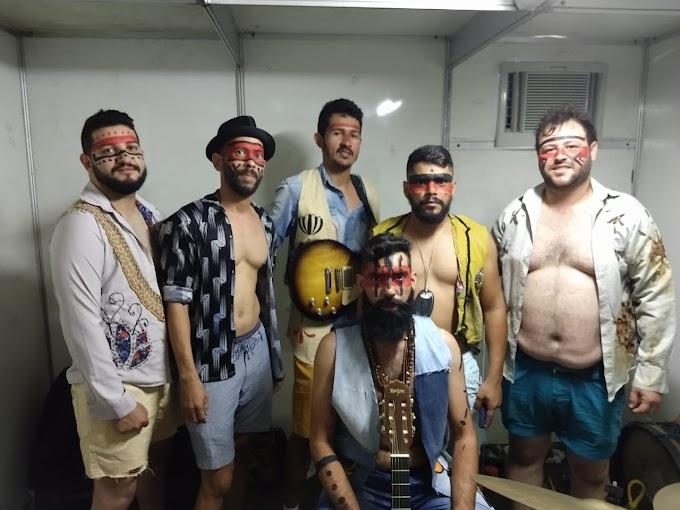 'Fábio Xavier & Pavio de Candeeiro' é a atração cultural da segunda noite do EMP 2019