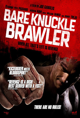 Poster for BARE KNUCKLE BRAWLER!