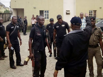 Stop Going After Yahoo Boys, Fight Armed Robbery & Kidnapping - IG Warns SARS