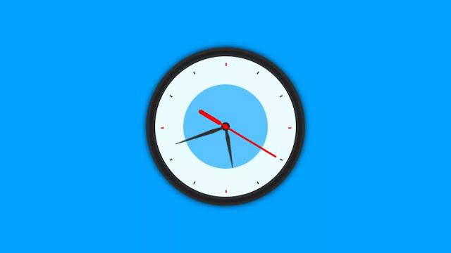 Working Analog Clock with JavaScript