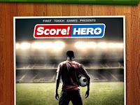 Download Game Score Hero versi 1.35 Mega Mod (Unlimited Money) Terbaru 2016