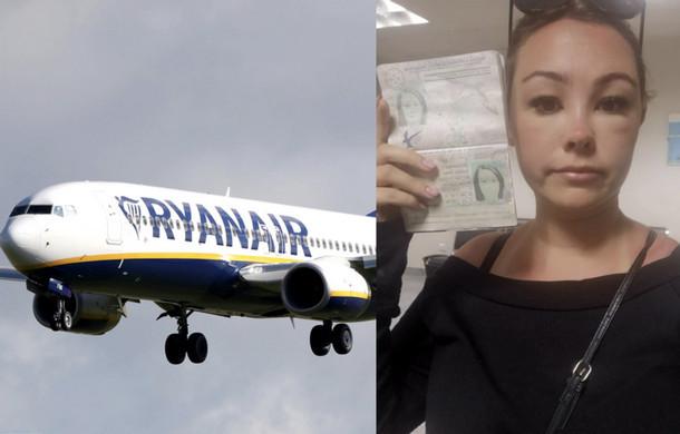 صور: شركة طيران تمنع سائحة من السفر بسبب وجهها!