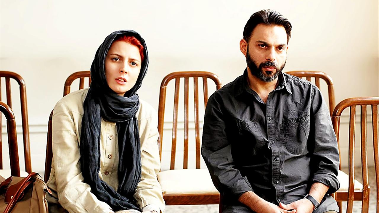 Cena de A Separação, 2011 (Asghar Farhadi)