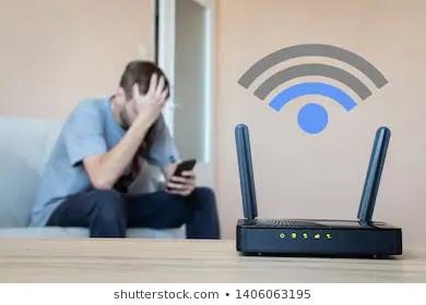 Cara mengatasi koneksi wifi yang lemot