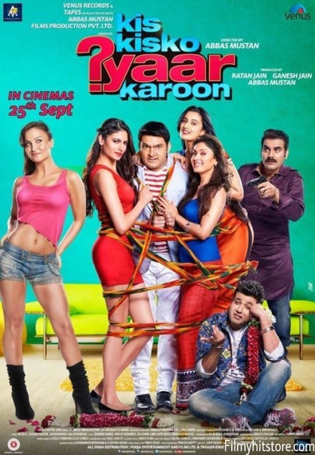 Kis Kisko Pyaar Karoon Full Movie HD 720p