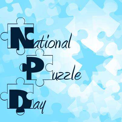 National Puzzle Day Wishes Pics