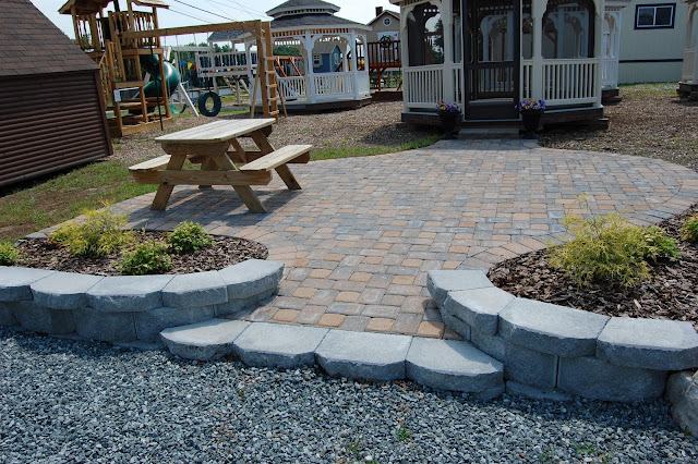 backyard hardscape ideas