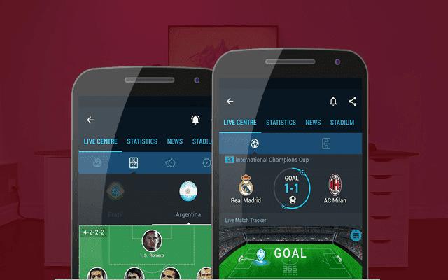 أفضل 3 تطبيقات لمتابعة اخبار وأهم المسابقات كرة القدم على اجهزة الاندرويد و الايفون