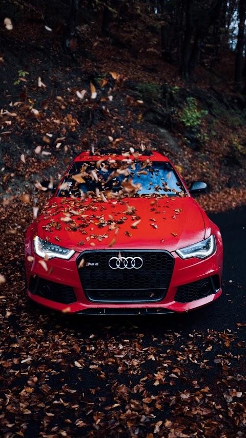 Audi A5 Màu Đỏ