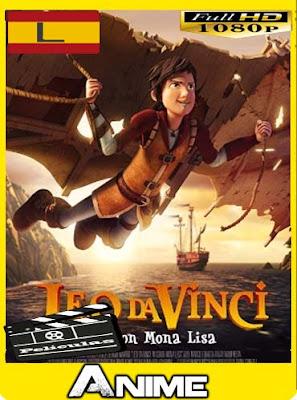 Leo Da Vinci: Misión Mona Lisa (2018)HD [1080P] latino [GoogleDrive-Mega]nestorHD