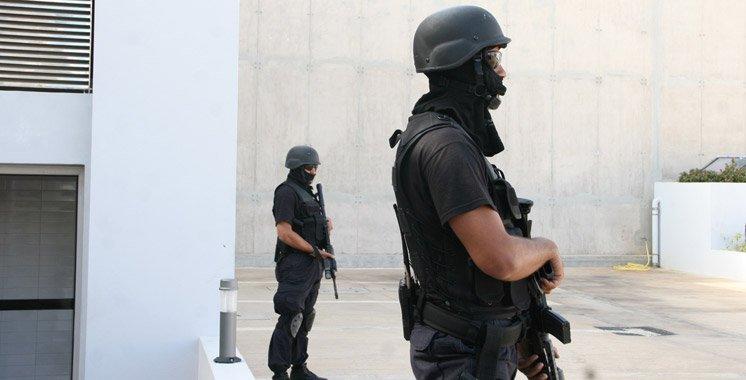Le BCIJ lance une opération antiterroriste à Tetouan avec l'interpellation de 2 individus.