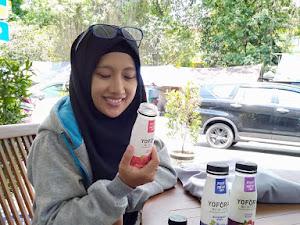 Yogurt Yoforia, Cemilan Sehat Pilihan Bumil yang Juga Working Mom at Home