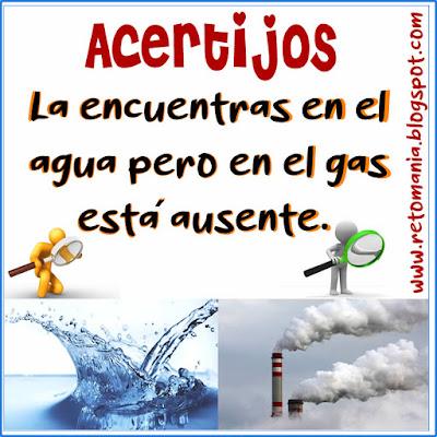 Agua, Día del Agua, Día mundial del agua, Acertijos, Acertijos matemáticos, Adivinanzas, Adivinanzas matemáticas