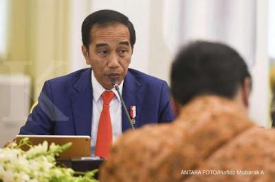 Pertumbuhan Ekonomi Melambat, Jokowi : Kita Syukuri, Jangan Kufur Nikmat