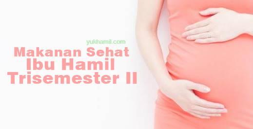 Makanan Sehat untuk Ibu Hamil Trimester I, II dan III