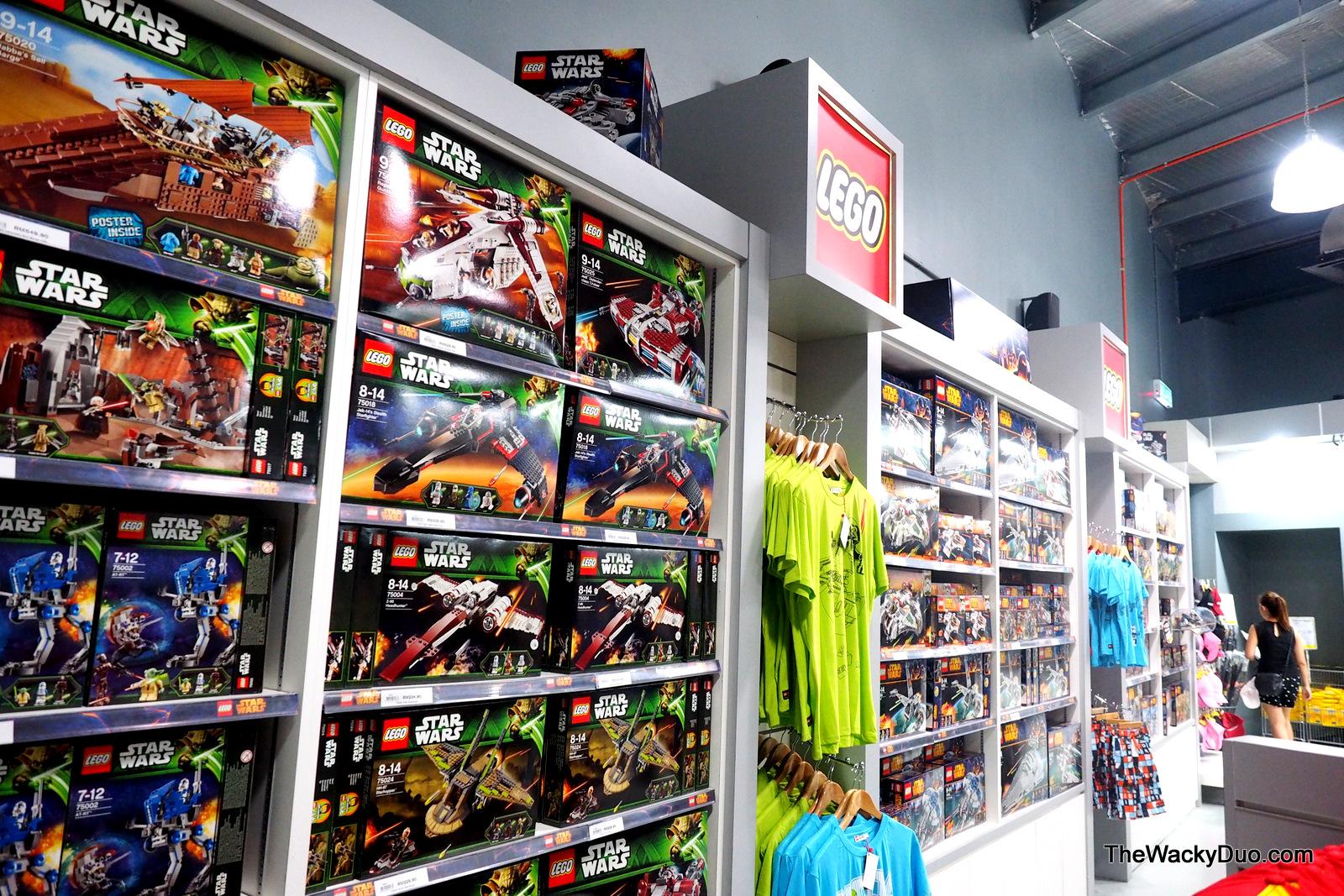 Star Wars Miniland @ Legoland Malaysia | The Wacky Duo ...