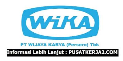 Loker Terbaru BUMN September 2019 PT Wijaya Karya (Persero) Tbk