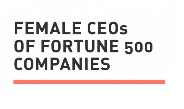 Female CEOs of Fortune 500 Companies