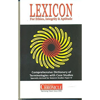 Ethics, Integrity, Aptitude by LEXICON book pdf for UPSC