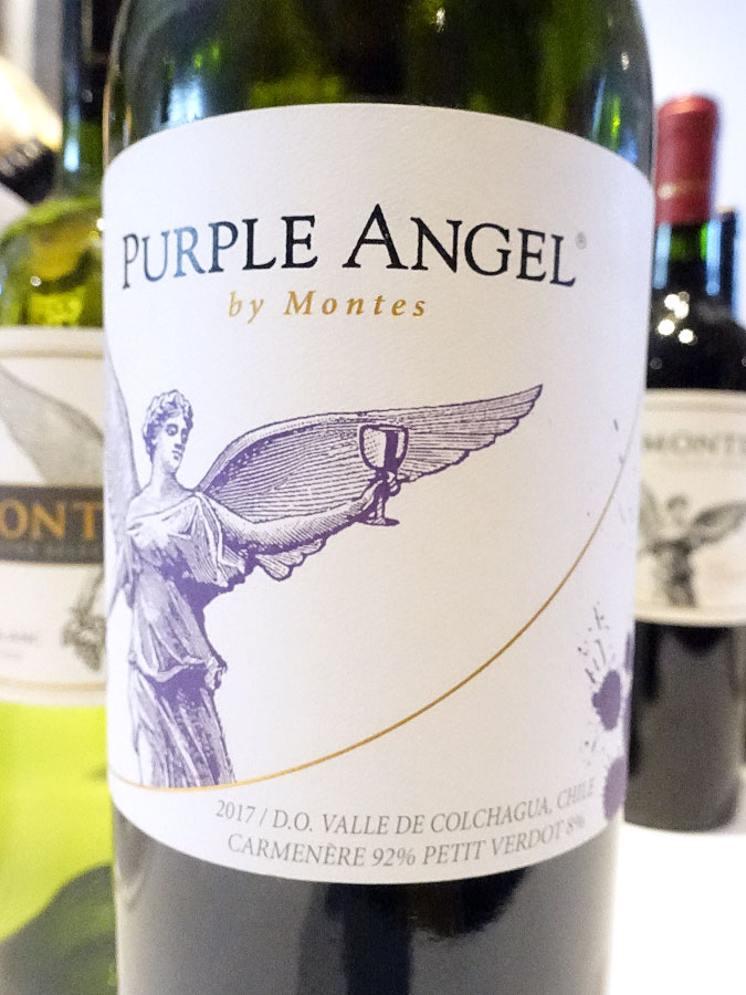Montes Purple Angel 2017 (92 pts)