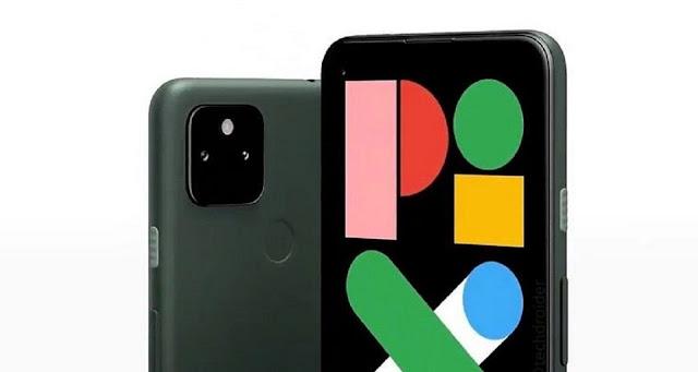 Google Pixe 5a 5G Manual