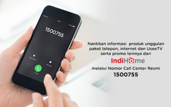 Nomor 1500755 Adalah Nomor Telepon Telemarketer Telkom