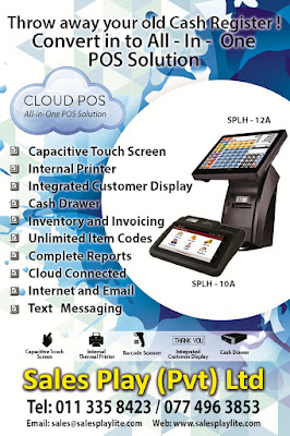 POS - Point Of Sales Software & Machines in Sri Lanka